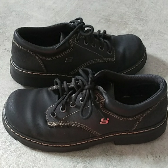 Skechers Parties Mate Oxford Shoes